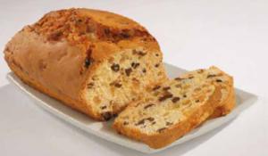 Le cake poire-chocolat de Délices et Gourmandises